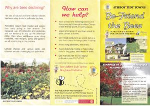 Bee leaflet side 1e